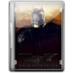 256x256px size png icon of Batman The Begins v7