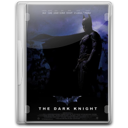 256x256px size png icon of Batman The Dark Knight v2
