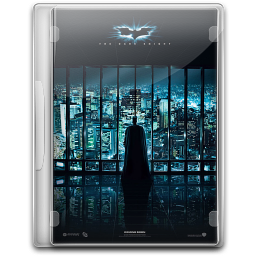 256x256px size png icon of Batman The Dark Knight v3