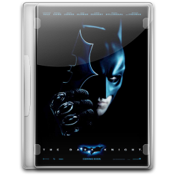256x256px size png icon of Batman The Dark Knight v4