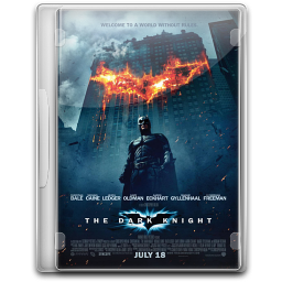 256x256px size png icon of Batman The Dark Knight