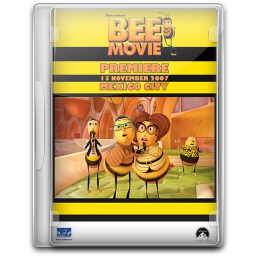 256x256px size png icon of Bee Movie v2