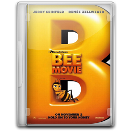 256x256px size png icon of Bee Movie v5