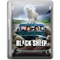 256x256px size png icon of Black Sheep