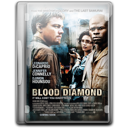 256x256px size png icon of Blood Diamond
