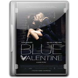 256x256px size png icon of Blue Valentine