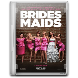 256x256px size png icon of Brides Maids v2