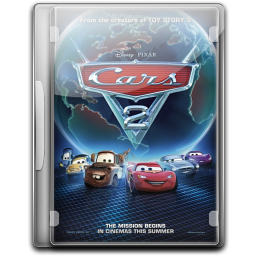 256x256px size png icon of Cars 2