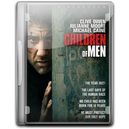 256x256px size png icon of Children Of Men