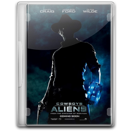 256x256px size png icon of Cowboys And Aliens