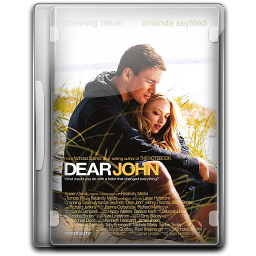 256x256px size png icon of Dear John