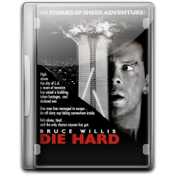 256x256px size png icon of Die Hard 1