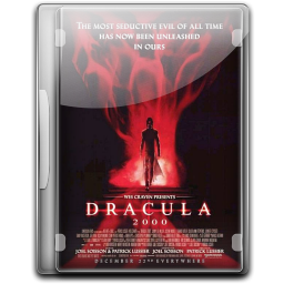 256x256px size png icon of Dracula
