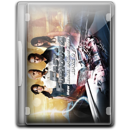 256x256px size png icon of Fast And Furious 4 v2