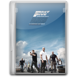 256x256px size png icon of Fast And Furious 5 Fast 5 v5