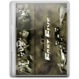 256x256px size png icon of Fast And Furious 5 Fast 5
