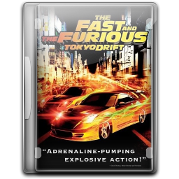 256x256px size png icon of Fast And Furious Tokyo Drift