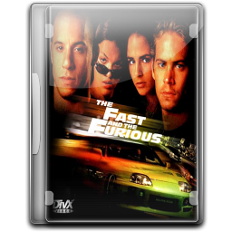256x256px size png icon of Fast And Furious v2