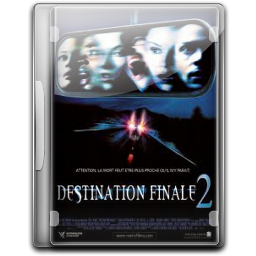 256x256px size png icon of Final Destination 2