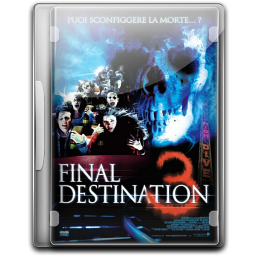 256x256px size png icon of Final Destination 3