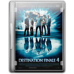 256x256px size png icon of Final Destination 4