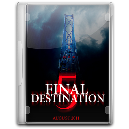 256x256px size png icon of Final Destination 5 v2