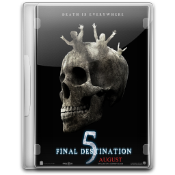 256x256px size png icon of Final Destination 5 v3