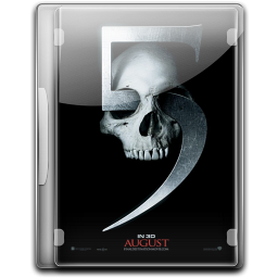 256x256px size png icon of Final Destination 5 v5