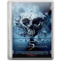 256x256px size png icon of Final Destination 5