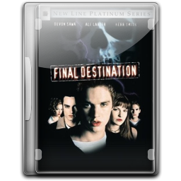 256x256px size png icon of Final Destination