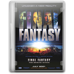 256x256px size png icon of Final Fantasy