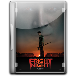 256x256px size png icon of Fright Night