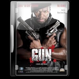 256x256px size png icon of GUN