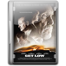 256x256px size png icon of Get Low