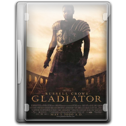 256x256px size png icon of Gladiator
