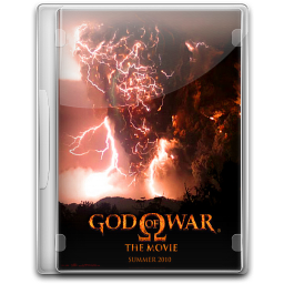 256x256px size png icon of God Of War