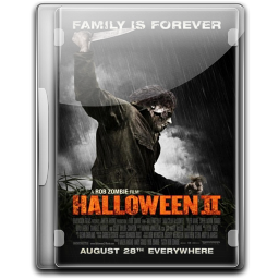 256x256px size png icon of Halloween II