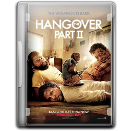 256x256px size png icon of Hangover II