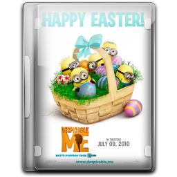 256x256px size png icon of Happy Easter