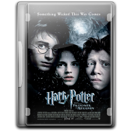 256x256px size png icon of Harry Potter And The Prisoner Of Azkaban