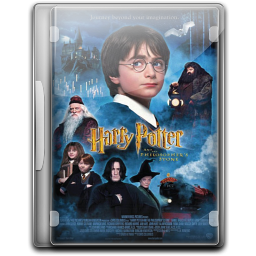 256x256px size png icon of Harry Potter And The Sorcerers Stone