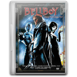 256x256px size png icon of Hellboy