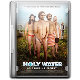 256x256px size png icon of Holy Water