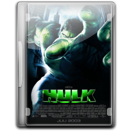 256x256px size png icon of Hulk