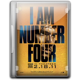 256x256px size png icon of I Am Number Four v2