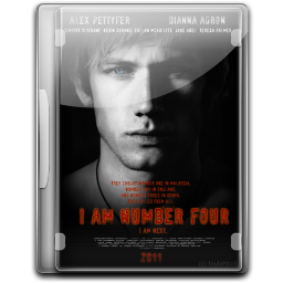 256x256px size png icon of I Am Number Four v3
