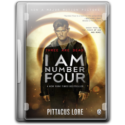 256x256px size png icon of I Am Number Four v4