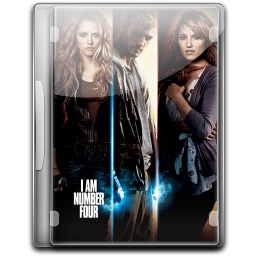 256x256px size png icon of I Am Number Four v5