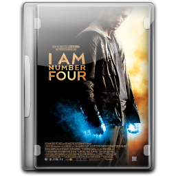 256x256px size png icon of I Am Number Four