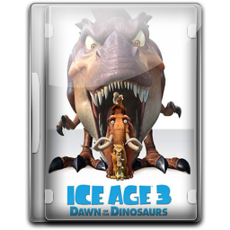 256x256px size png icon of Ice Age 3